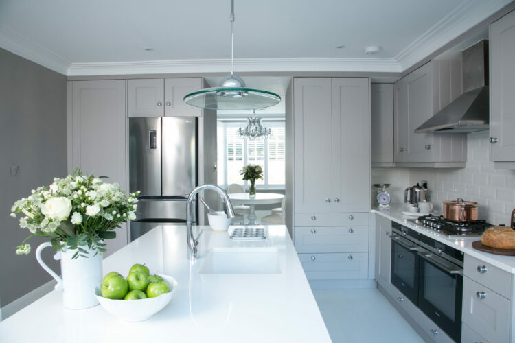 bespoke kitchen design and renovation in East Molesey