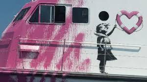 Banksy's Refugee Boat